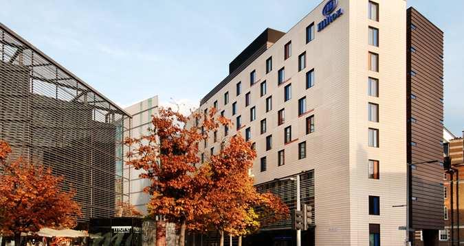 Hilton Hotel Tooley Street London