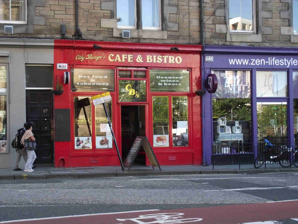 Olly Bongo's, 4 Teviot Place, Edinburgh, Scotland, EH1 2QZ (3/3)