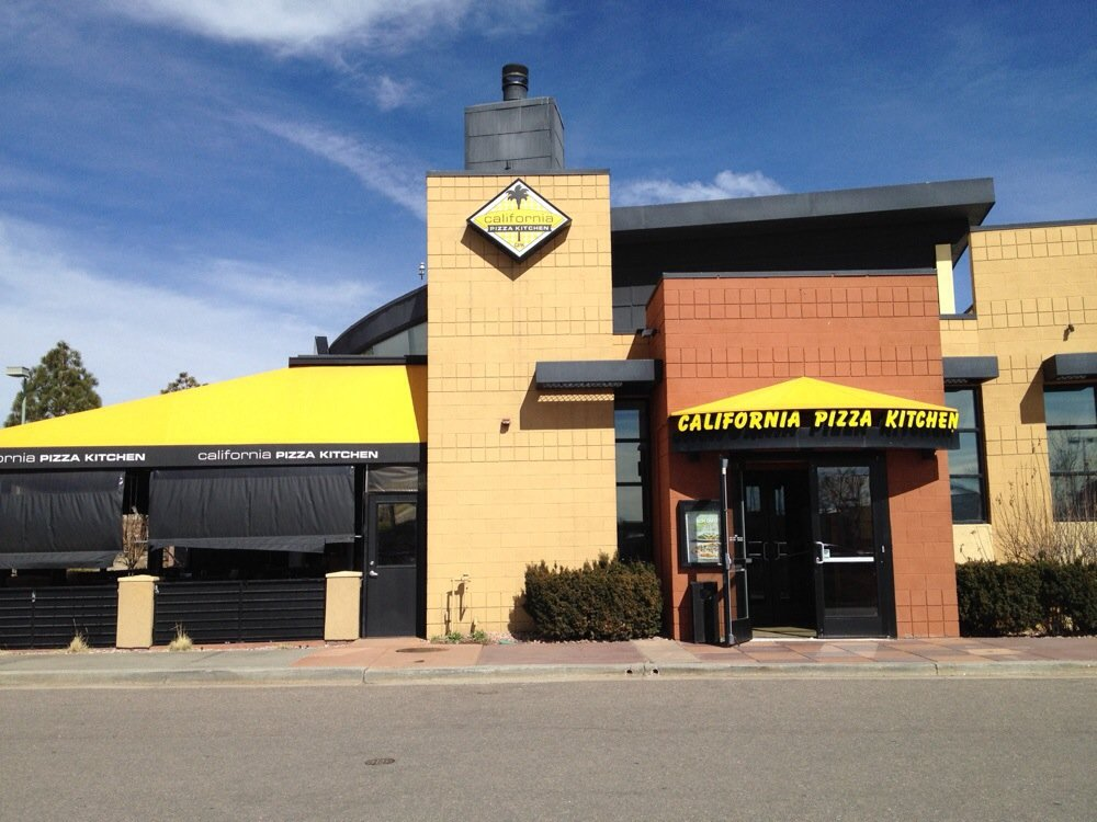 California Pizza Kitchen, 8343 S. Park Meadows Center