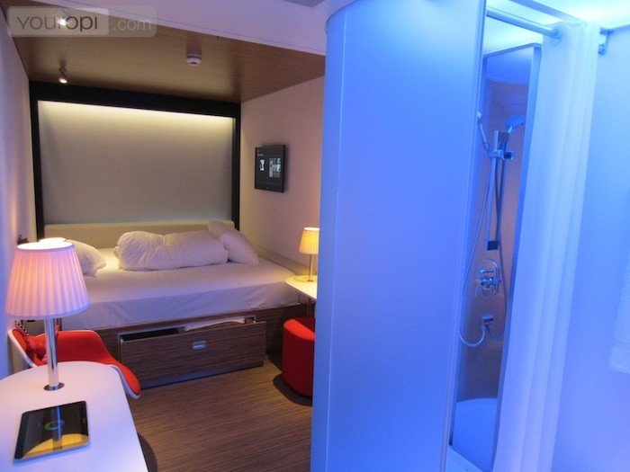 It Is Fabulous. Citizenm Hotel Room2