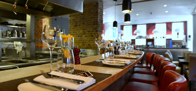 Social Enterprise Restaurant London Bridge