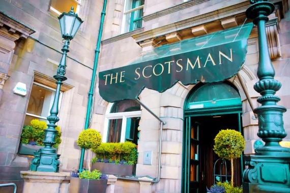 scotsman entry