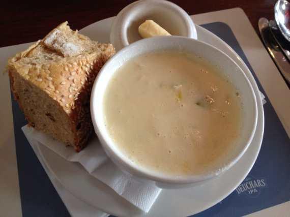 the doric soup