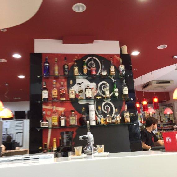 Il Caffe Rome in 1