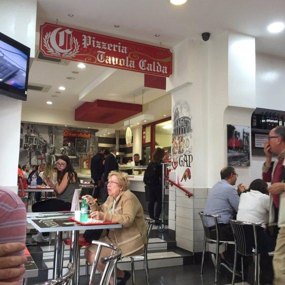 Il Caffe Rome in 2