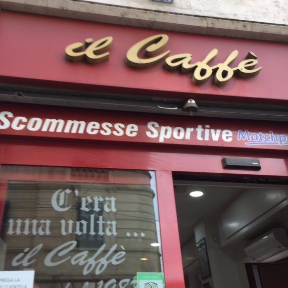 Il Caffe Rome out