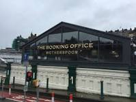 The Booking Office out