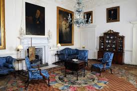 dumfries house blue room