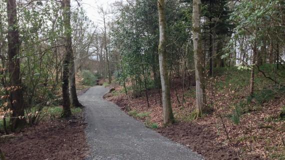 dumfries house woodland walks