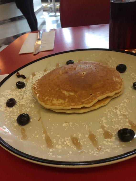 Ed's pancakes