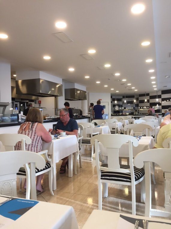 cala millor dining room