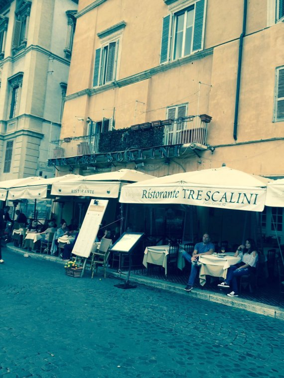 Trevi Restaurant
