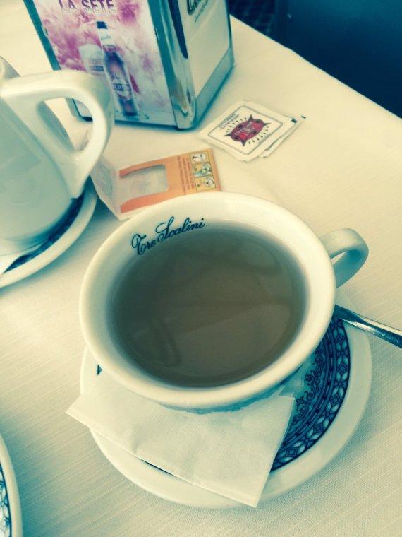 trevi tea